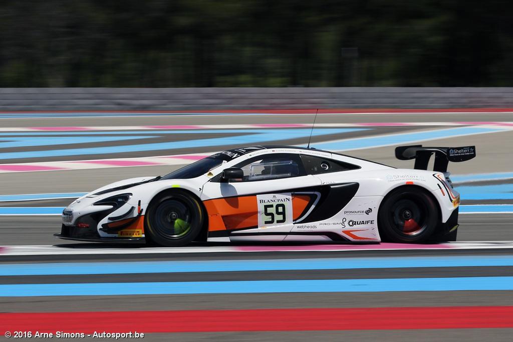 Garage 59 maakt programma en rijders bekend for Garage autosport le portel