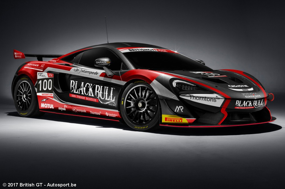 Bas leinders met garage 59 op jacht naar de britse gt4 for Garage autosport le portel