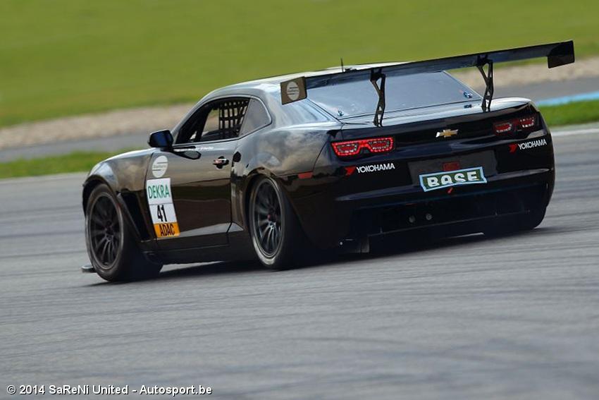 Reiter Engineering Brengt Camaro Gt3 Aan De Start In Monza