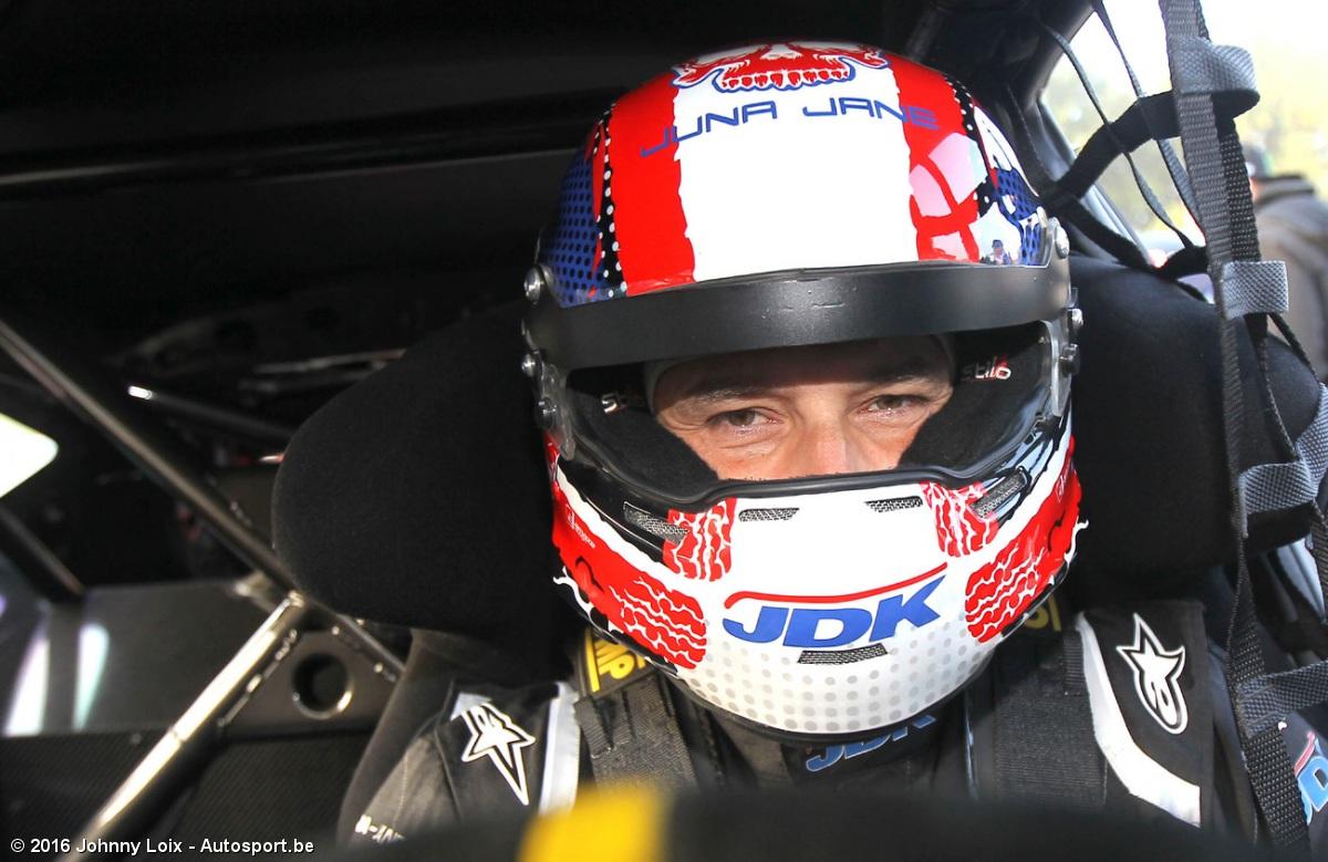 Zweden Michael De Keersmaecker Rukt Op Autosport Be