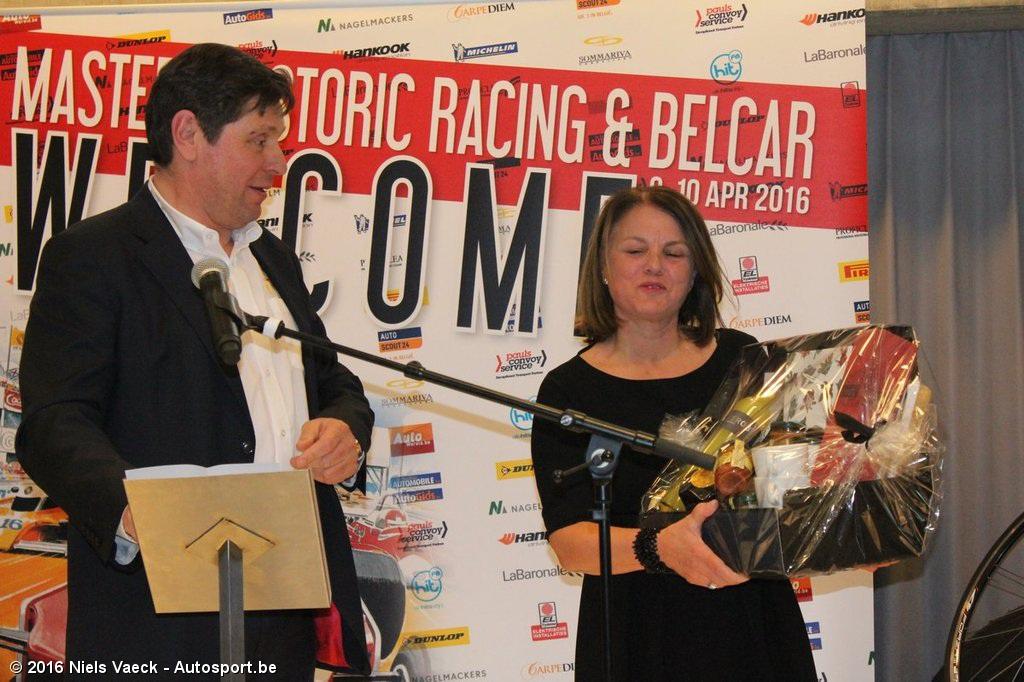 Circuit zolder eert laureaten belcar trophy 2015 op award ceremony - Zolder ontwikkeling ...