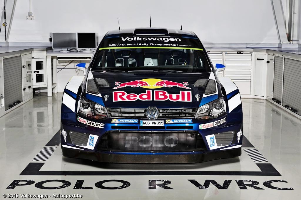 Volkswagen presenteert VW Polo WRC voor 2016 - Autosport.be