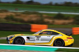 Silver Eagle by Getspeed - Mercedes AMG GT4