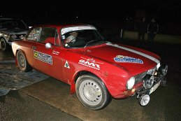 Michel Hermans - Alfa Romeo Gt Junior