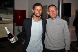 De Belgische Ford Fiesta Sprint Cup Awards viering in beeld gebracht
