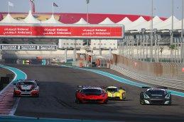 Kessel Racing - Ferrari 488 GT3 vs. Attempto Racing - Audi R8 LMS