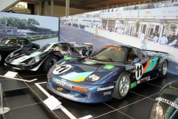 "Autoworld Brussels: De sportieve- en racewagens op de Expo ""So British"""
