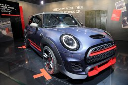 Brussels Motor Show 2020 - Works Mini Cooper