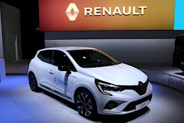 Brussels Motor Show 2020 - Renault Clio E Tech