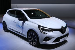 Brussels Motor Show 2020 - Renault Clio E