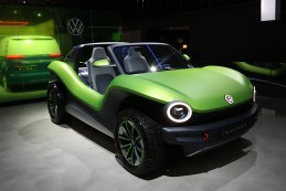 Brussels Motor Show 2020 - ID Buggy