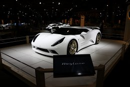 Brussels Motor Show -  De dream cars