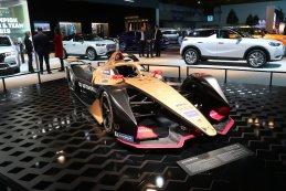 Brussels Motor Show 2020 - Formule E