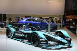 Brussels Motor Show 2020 -  Jaguar Formule E
