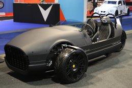 Brussels Motor Show 2020 - Vanderhall