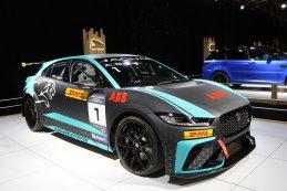 Brussels Motor Show 2020 - Jaguar E car