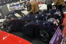 Bugatti Type 57 SC Atlantic Replica