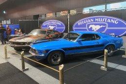 Belgian Mustang & Cougar Club