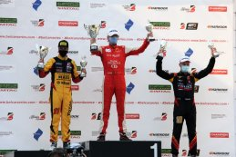 Algmeen Podium 2020 Belcar Racing Day