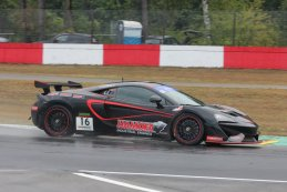 Hamofa Motorsport - Mc Laren