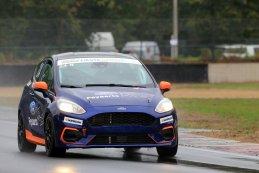 Stienes Longin _ Ford Fiesta Sprint Cup