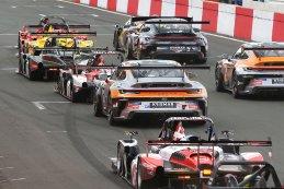 Start Belcar Race 2 Historic GP Zolder