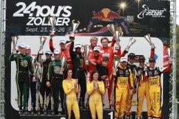 Podium 2021 Belcar 24 Hours of Zolder Proto