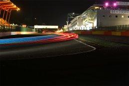 24H Spa: De nacht valt over het circuit