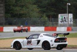 Circuit Zolder, donderdag 19 september 2013 - Internationale testdag
