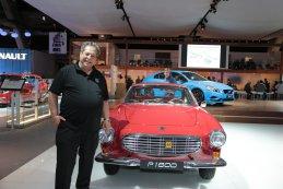 Irv Gordon - Volvo P1800