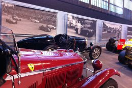 Ferdinand Porsche Tentoonstelling Autoworld Brussels: The Heritage - from electric to electric