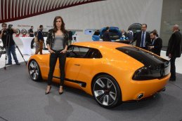 Geneva International Motor Show 2014