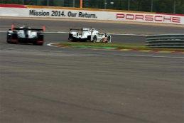 Porsche Team - Porsche 919 Hybrid vs Audi Sport Team Joest - Audi R18 e-tron quattro Hybrid