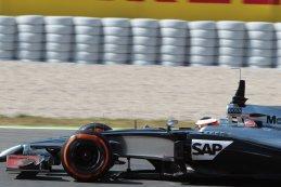 Spanje: Het F1-debuut van Stoffel Vandoorne