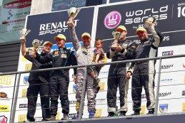 Spa: De World Series by Renault in beeld gebracht