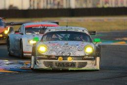 24 Heures du Mans: De avond in beeld gebracht