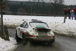 Bernard Munster - Porsche 911 SC