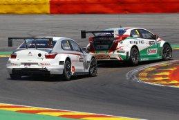 Spa: De WTCC-races in beeld gebracht