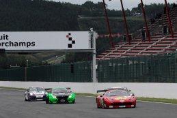 Spa: British GT in beeld gebracht