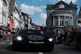 24H Spa: Beelden van de parade op woensdag