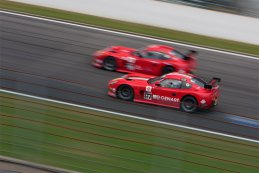 24H Spa: Beelden van BRCC en European GT4 van de sessies op vrijdag