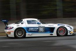 HTP Motorsport - Mercedes SLS AMG GT3