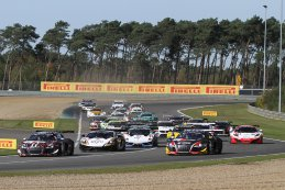 Start kwalificatierace Blancpain Sprint Series Zolder