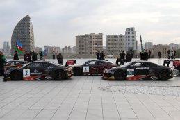 Baku: De parade op vrijdag in beeld gebracht