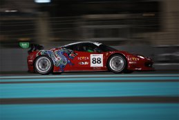 Dragon Racing - Ferrari 458 Italia GT3