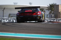 Abu Dhabi Racing by Black Falcon - Mercedes SLS AMG GT3