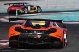 McLaren GT - McLaren 650S GT3