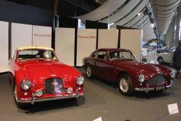 Aston Martin DB2 & DB Mark III