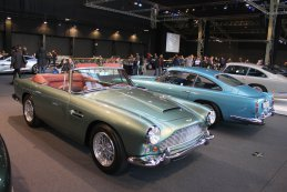 Aston Martin DB4 Series V Convertible