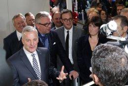 Opening Autosalon 2015 door Zijne Koninklijke Hoogheid Prins Laurent